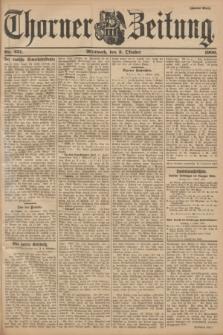 Thorner Zeitung. 1900, Nr. 231 (3 Oktober) - Zweites Blatt