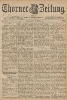 Thorner Zeitung : Begründet 1760. 1900, Nr. 233 (5 Oktober) - Erstes Blatt