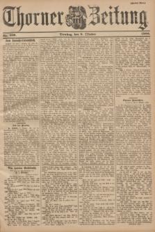 Thorner Zeitung. 1900, Nr. 236 (9 Oktober) - Zweites Blatt