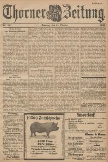 Thorner Zeitung. 1900, Nr. 247 (21 Oktober) - Drittes Blatt