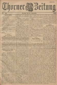Thorner Zeitung. 1900, Nr. 269 (16 November) - Zweites Blatt