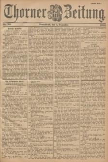 Thorner Zeitung. 1900, Nr. 281 (1 Dezember) - Zweites Blatt