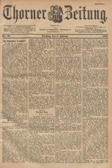Thorner Zeitung : Begründet 1760. 1901, Nr. 30 (5 Februar) - Erstes Blatt
