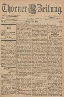 Thorner Zeitung : Begründet 1760. 1901, Nr. 51 (1 März) - Erstes Blatt