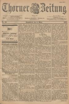 Thorner Zeitung : Begründet 1760. 1901, Nr. 52 (2 März) - Erstes Blatt