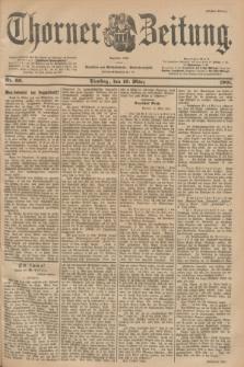 Thorner Zeitung : Begründet 1760. 1901, Nr. 66 (19 März) - Erstes Blatt