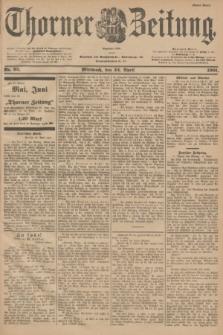 Thorner Zeitung : Begründet 1760. 1901, Nr. 95 (24 April) - Erstes Blatt