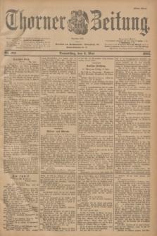 Thorner Zeitung : Begründet 1760. 1901, Nr. 102 (2 Mai) - Erstes Blatt