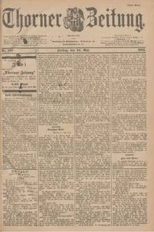 Thorner Zeitung : Begründet 1760. 1901, Nr. 120 (24 Mai) - Erstes Blatt
