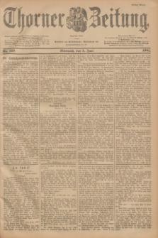 Thorner Zeitung : Begründet 1760. 1901, Nr. 129 (5 Juni) - Erstes Blatt