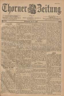 Thorner Zeitung : Begründet 1760. 1901, Nr. 153 (3 Juli) - Erstes Blatt