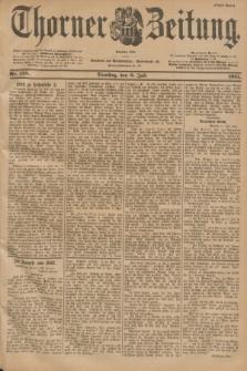 Thorner Zeitung : Begründet 1760. 1901, Nr. 158 (9 Juli) - Erstes Blatt