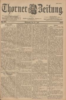 Thorner Zeitung : Begründet 1760. 1901, Nr. 165 (17 Juli) - Erstes Blatt