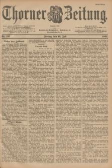 Thorner Zeitung : Begründet 1760. 1901, Nr. 167 (19 Juli) - Erstes Blatt