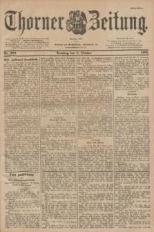 Thorner Zeitung : Begründet 1760. 1901, Nr. 236 (8 Oktober) - Erstes Blatt