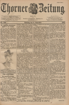 Thorner Zeitung : Begründet 1760. 1901, Nr. 259 (3 November) - Erstes Blatt