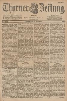 Thorner Zeitung : Begründet 1760. 1901, Nr. 283 (3 Dezember) - Erstes Blatt