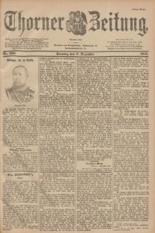 Thorner Zeitung : Begründet 1760. 1901, Nr. 288 (8 Dezember) - Erstes Blatt