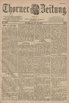 Thorner Zeitung : Begründet 1760. 1901, Nr. 289 (10 Dezember) - Erstes Blatt