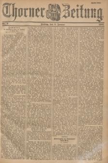 Thorner Zeitung. 1901, Nr. 3 (4 Januar) - Zweites Blatt