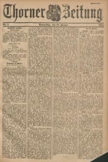 Thorner Zeitung. 1901, Nr. 8 (10 Januar) - Zweites Blatt