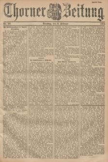Thorner Zeitung. 1901, Nr. 30 (5 Februar) - Zweites Blatt