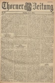 Thorner Zeitung. 1901, Nr. 54 (5 März) - Zweites Blatt