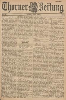 Thorner Zeitung. 1901, Nr. 57 (8 März) - Zweites Blatt