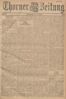 Thorner Zeitung. 1901, Nr. 58 (9 März) - Zweites Blatt