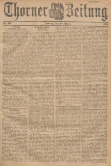 Thorner Zeitung. 1901, Nr. 59 (10 März) - Zweites Blatt