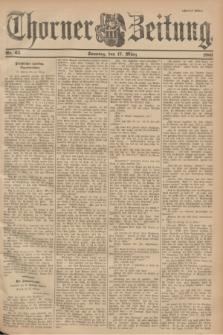 Thorner Zeitung. 1901, Nr. 65 (17 März) - Zweites Blatt