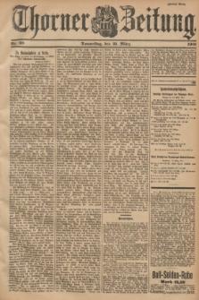 Thorner Zeitung. 1901, Nr. 68 (21 März) - Zweites Blatt