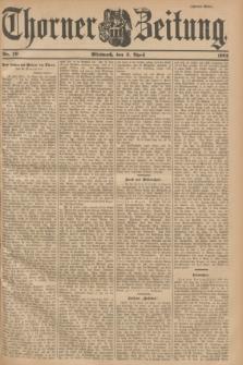 Thorner Zeitung. 1901, Nr. 79 (3 April) - Zweites Blatt