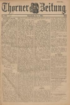Thorner Zeitung. 1901, Nr. 104 (4 Mai) - Zweites Blatt