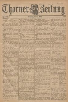 Thorner Zeitung. 1901, Nr. 105 (5 Mai) - Zweites Blatt