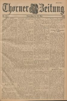 Thorner Zeitung. 1901, Nr. 114 (16 Mai) - Zweites Blatt