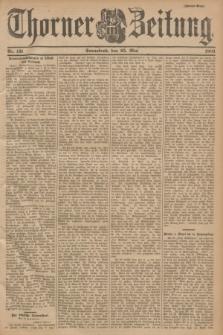Thorner Zeitung. 1901, Nr. 121 (25 Mai) - Zweites Blatt