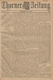 Thorner Zeitung. 1901, Nr. 126 (1 Juni) - Zweites Blatt