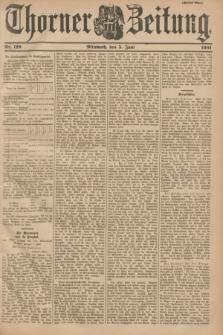 Thorner Zeitung. 1901, Nr. 129 (5 Juni) - Zweites Blatt