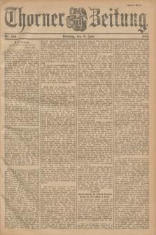 Thorner Zeitung. 1901, Nr. 133 (9 Juni) - Zweites Blatt