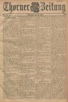 Thorner Zeitung. 1901, Nr. 147 (26 Juni) - Zweites Blatt