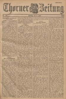 Thorner Zeitung. 1901, Nr. 155 (5 Juli) - Zweites Blatt