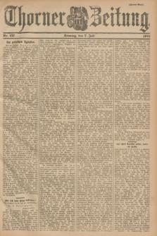 Thorner Zeitung. 1901, Nr. 157 (7 Juli) - Zweites Blatt