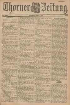 Thorner Zeitung. 1901, Nr. 158 (9 Juli) - Zweites Blatt