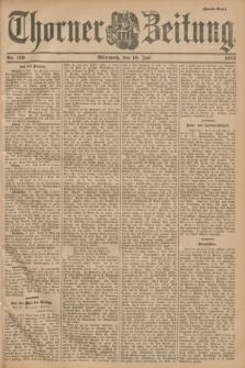 Thorner Zeitung. 1901, Nr. 159 (10 Juli) - Zweites Blatt