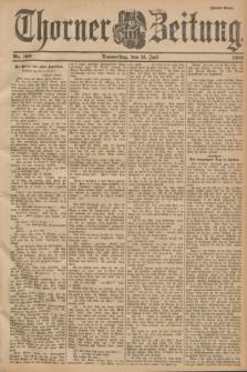 Thorner Zeitung. 1901, Nr. 160 (11 Juli) - Zweites Blatt