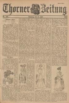 Thorner Zeitung. 1901, Nr. 163 (14 Juli) - Zweites Blatt