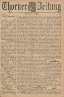 Thorner Zeitung. 1901, Nr. 164 (16 Juli) - Zweites Blatt