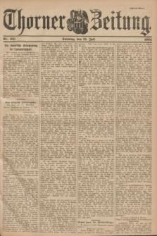 Thorner Zeitung. 1901, Nr. 169 (21 Juli) - Zweites Blatt