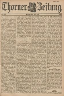 Thorner Zeitung. 1901, Nr. 173 (26 Juli) - Zweites Blatt